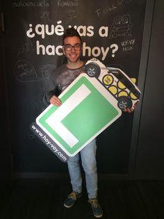 RUBEN VILLAR!!! #hoyvoy #autoescuela #granollers