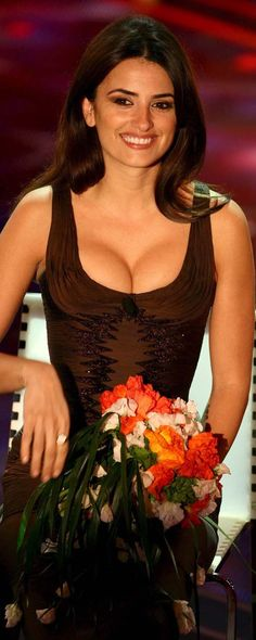 13 Pictures That #ProvePenelope Cruz Is the #SexiestWomanAlive #sexiestwoman