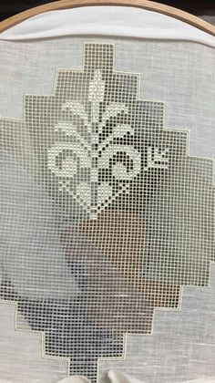 Drawn Thread, Thread Work, Needle Lace, Bobbin Lace, Embroidery Stitches, Hand Embroidery, Lace Art, Table Toppers, Pin Cushions