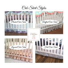 Autumn Bear Crib Quilt, Baby Blanket, Crib Sheet, Girls Changing Pad Cover, Nursing Pillow Cover, Crib Skirt, Swaddle Blanket, Rail Cover