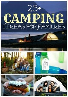 Remodelaholic   25+ Fun Camping Ideas for Families