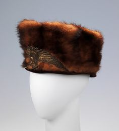 Hat   c.1912-1918  The Metropolitan Museum of Art