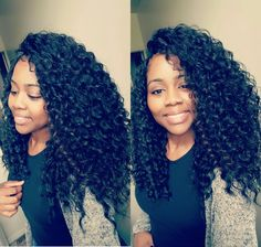 Crochet Hair Styles For Work : deep twist crochet hairstyle miya hairstyles crotchet hairstyles ...