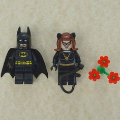 Batman and CatWoman Lego, Batman and CatWoman Cake Topper,  Lego Minifigure, Lego wedding cake topper, Lego Wedding, Wedding Lego, Batman