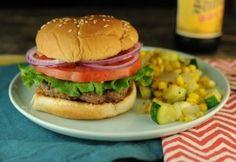 Solomon's Smokey Stove-Top Hamburger 500p