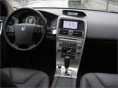 Volvo XC 60 T6 interior