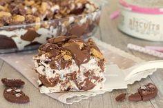 Il tiramisù cookie alla Nutella è un dolce senza cottura golosissimo, senza aggiunta di uova, provatelo e diventerà il vostro preferito!