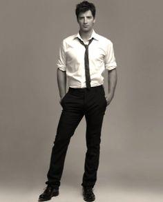 Sakis Rouvas - Greek singer.