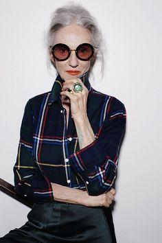 Linda Rodin: modelo, instagramer y reina de la cosmética austera a los 66 años