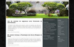 Site Criado Para Blog Tecnologico