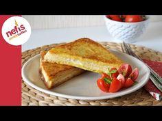 Tavada Yumurtalı Tost – Nefis Yemek Tarifleri