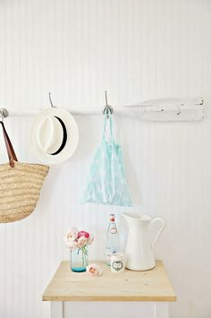 Vakantie in eigen huis met peddels als decoratie - Roomed