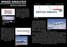 Image analysis 3 - British Airways