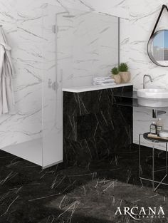Black and white powder room ideas medium size of room guest bathroom remodel pictures white powder . Bathroom Remodel Pictures, Guest Bathroom Remodel, Guest Bathrooms, Rustic Bathrooms, Modern Bathroom, Black White Bathrooms, Black And White Tiles, Bathroom Black, Black Marble