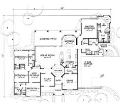Traditional House Plan 67420