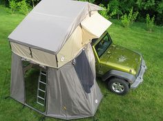 Roof Top Tent from Pak-Meister.com