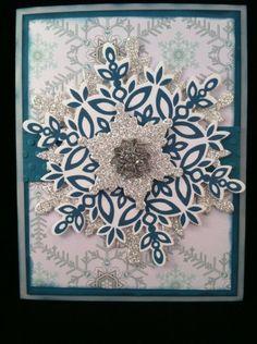Festive Flurry -  Sharon Green