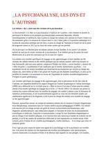 """La psychanalyse : les dys aussi ! & Troubles """"dys"""" à l'école: la France très en retard"""