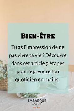bien-être Attitude Positive, Positive Mindset, Positive Affirmations, Life Goals List, Inner Peace Quotes, Miracle Morning, Happy Minds, New Beginning Quotes, Friendship Day Quotes