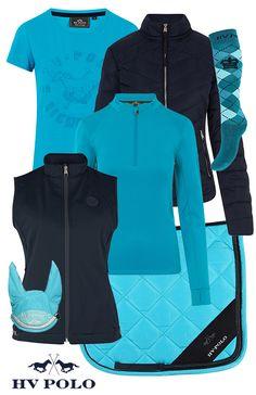 HV Polo Dark Turquoise  horsefashion  horse  epplejeck  hvpolo   wintercollection 8a7f37881c524