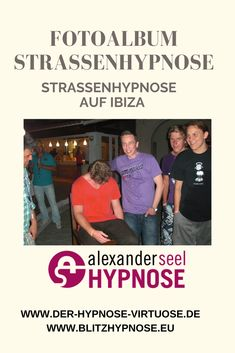 Fotos der Straßenhypnose auf Ibiza mit Hypnotiseur Alexander Seel am 17.07.2010. Blitzhypnose, Gespräche, Informationen, zu den Fotos klicken, jetzt...  #straßenhypnose #strassenhypnose #blitzhypnose #hypnose #hypnotiseur #alexanderseel #ibiza #schnellhypnose Ibiza, U Bahn Station, Videos, Baseball Cards, Pictures, Photograph Album, Video Clip, Ibiza Town