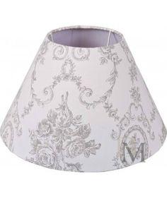 Abażur Rose biały #francuskieabażury Shabby Chic, Shades, Lighting, Home Decor, Decoration Home, Room Decor, Lights, Sunnies, Home Interior Design