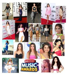 """My Idol Selena Gomez"" by jennicaramsey on Polyvore featuring art"