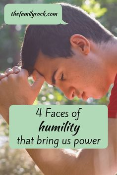 We all need more power to do what God calls us to do. Learn how the four faces of humility invite the power of God to work in and through us.