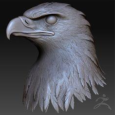 zbrush stone Matcap에 대한 이미지 검색결과 Zbrush, Eagle Head, Creatures, Bird, Stone, Animals, Rock, Animales, Animaux