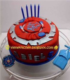 Redbull Birthday Cake Th