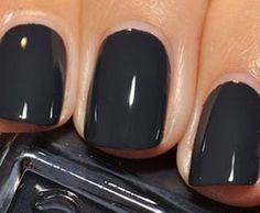 Dark grey color (maybe add gold to ring fingers)