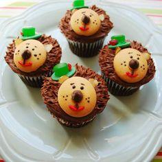 Mr. Pricklepants Cupcakes | Spoonful