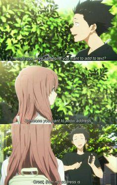 Koe no Katachi / #anime