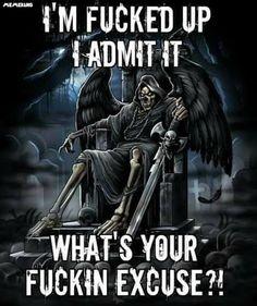 Reaper by nightrhino on Deviant Art Grim Reaper Art, Don't Fear The Reaper, Grim Reaper Costume, Dark Fantasy Art, Dark Art, Reaper Quotes, Twisted Quotes, Totenkopf Tattoos, Skull Pictures