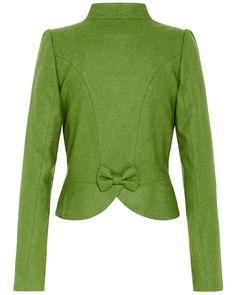 LODENFREY | Silk & Pearls Trachten-Jacke 429,00 € www.lodenfrey.com