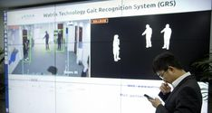 China can apparently now identify citizens based on the way they walk