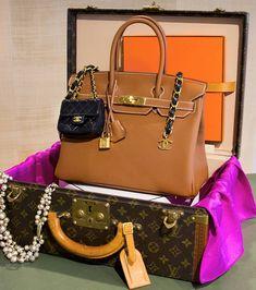 68d915f37b59 Achetez ici seconde main designer couture sacs