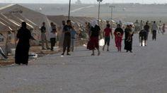 Jordan: Syrian refugees clash with police at Zaatari camp