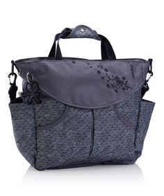 Love this okiedog Blue Sakawa Sumo Diaper Bag by okiedog on #zulily! #zulilyfinds