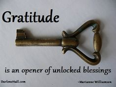What blessings might you unlock today through a simple thank you card to someone special?  #30DayGratitudeChallenge  http://socgratitude.com/darhull