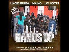 Uncle Murda Ft Maino & Jay Watts - Hands Up (Michael Brown/Eric Garner Tribute) 2014 New CDQ