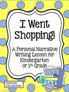 Strategies for Teaching Writing in Kindergarten