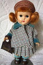 1955 Vogue Ginny #61 SLW Bridal Trousseau Redhead ~ the CUTEST !