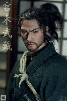 [CUSTOM] Takehiko Inoue's Vagabond: Miyamoto Musashi V1 & V2 by Lalla