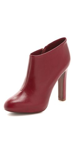Josie Booties  From http://shoesmallonline.net/