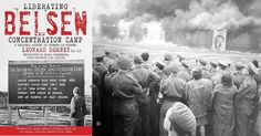Bergen-Belsen liberator launches memoir as part of Holocaust National Memorial - https://www.warhistoryonline.com/featured/bergen-belsen-liberator-launches-memoir-part-holocaust-national-memorial.html