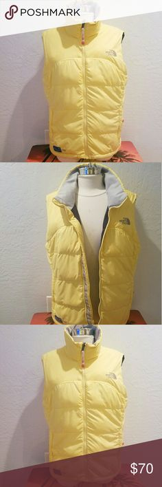 North Face vest Very nice and good quality vest by North face. In good used condition. North Face Jackets & Coats Vests