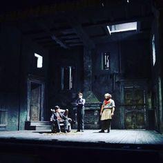 """L'Avaro"" - Teatro Stabile Torino (2015) #scenografia #scenography #teatro"
