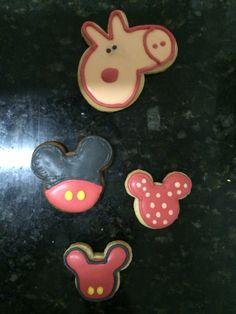 Mickey, Minnie e Peppa