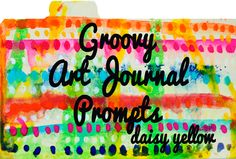 Groovy Art Journal P